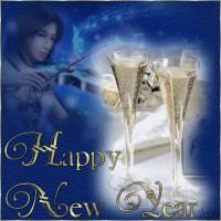Скачать gif картинку: Happy new year!!